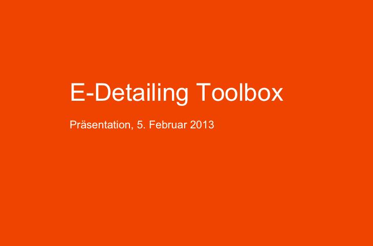 Praesentation_E-Detailing_2013